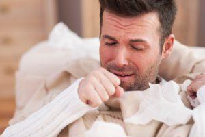 кашель очищает организм