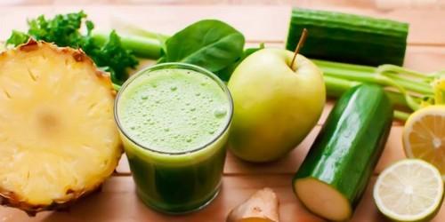 7 вкусных коктейлей для похудения