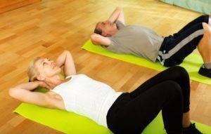 Тренировки должны проводиться с регулярным повышением нагрузки
