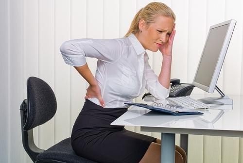Как предотвратить болезни позвоночника при «сидячей работе»?