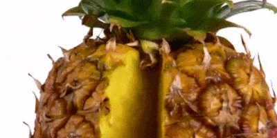 Как выбрать ананас: Покрутите султан