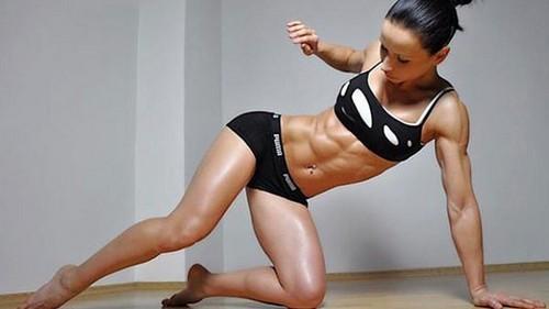Эффективные упражнения для похудения рук,ног, бедер, ягодиц, талии, живота. Как худеют балерины?