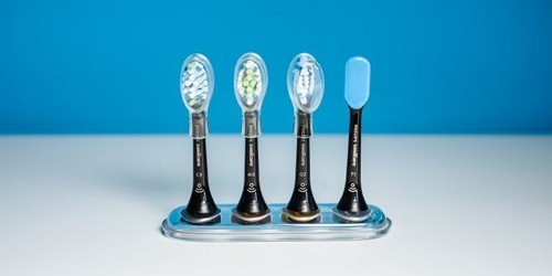 Электрическая зубная щётка. Насадки