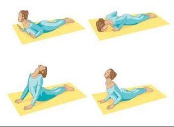 Полезное для спины и тела упражнение «Лодочка» начинающим