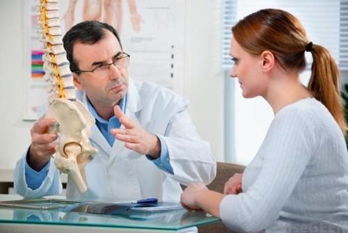 Причины остеохондроза