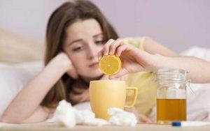 Простуда лечение в домашних условиях