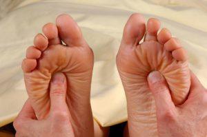 Проявления и терапия тендовагинита стопы