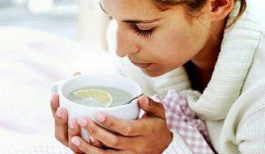 Рацион питания при простуде