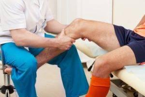 Диагностика начинается с общего осмотра пациента