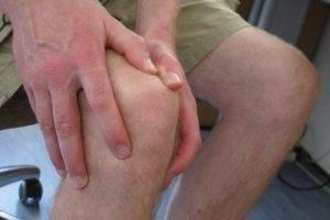 Симптомы артрита коленного сустава
