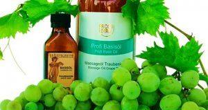 Для лица и волос масло виноградных косточек