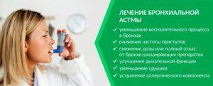Лечение астмы народными средствами
