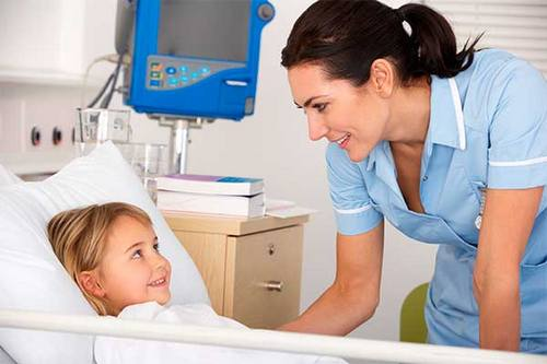 Перегиб тела желчного пузыря у ребенка