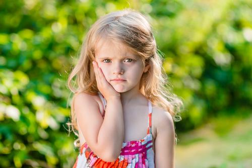 Зубная боль у ребенка что делать