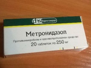Метронидазол – антибиотик или нет