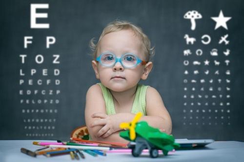 Как лечить близорукость у детей