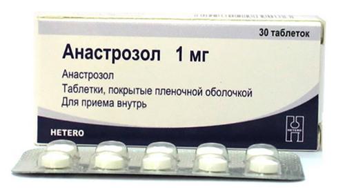 Анастрозол