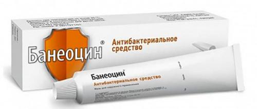 Мазь Банеоцин