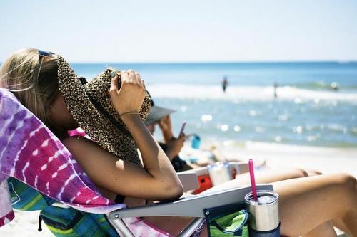 Не стоит все время проводить на пляже