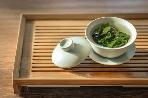 зеленый чай - источник антиоксидантов