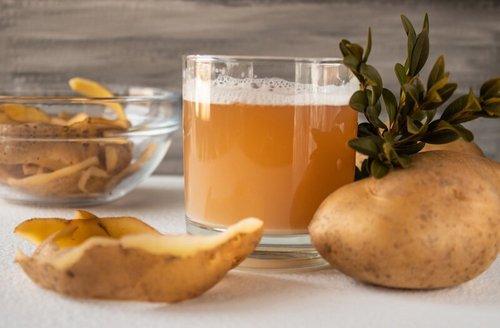 Как на Руси пили картофель Полезные, картофель, овощ, отвар, русь, свойства
