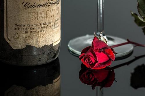 пусть алкоголь не становится для вас элементом романтического вечера