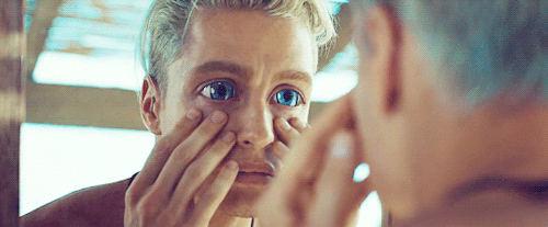нервный тик глаз