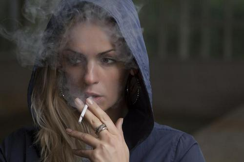 Курение - дополнительный фактор