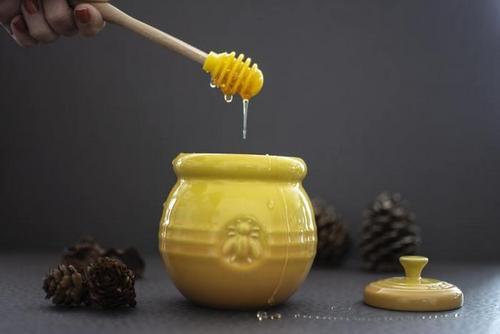 замените сахар на мед