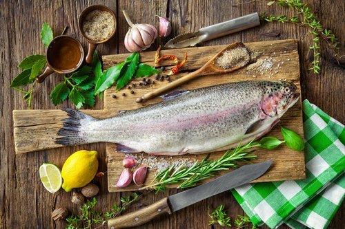 Жирные сорта рыб антиоксиданты, еда, здоровые, красота, молодость, полезные жиры