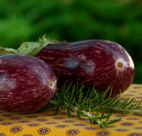 Еще один борец с отеками из мира овощей — баклажан