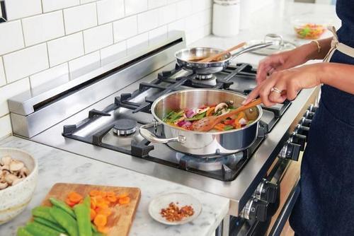 лучше всего тушить или отваривать овощи и мясо