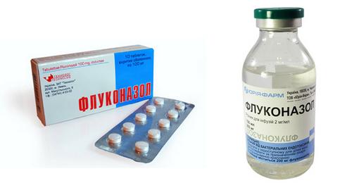 Тербинафин или Флуконазол, что эффективнее