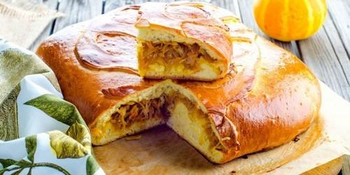 10 лучших рецептов пирогов с капустой