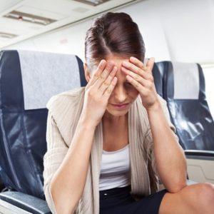 Что делать, если стало плохо в самолете
