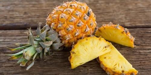 Как выбрать спелый ананас