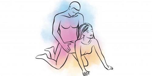 Мужчина сзади: 20 поз для ярких оргазмов