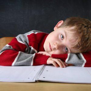 Переутомление у школьников: признаки и профилактика