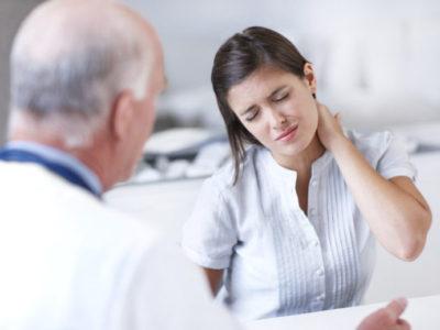 Признаки появления и лечение протрузии дисков шейного отдела позвоночника
