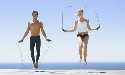 Прыжки со скакалкой для здоровья и красивой фигуры