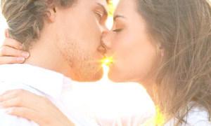 Психология поцелуя