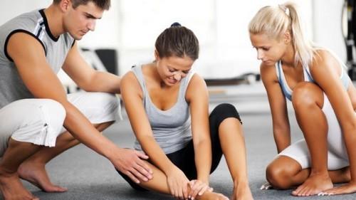 Упражнения для голеностопа. Подвижность голеностопного сустава.