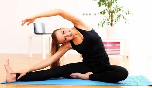 Утренняя зарядка «Бодрое утро» — комплекс упражнений.