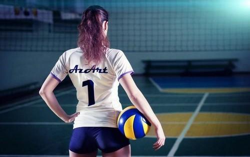 Волейбол. Правила игры в волейбол.
