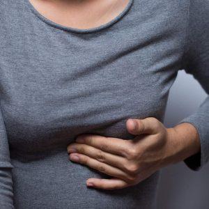 Воспаление соска: причины, симптомы, лечение