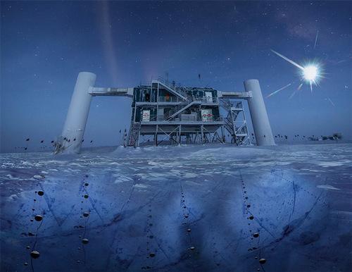 Многоканальные наблюдения установили источник высокоэнергетичного нейтрино, зарегистрированного IceCube