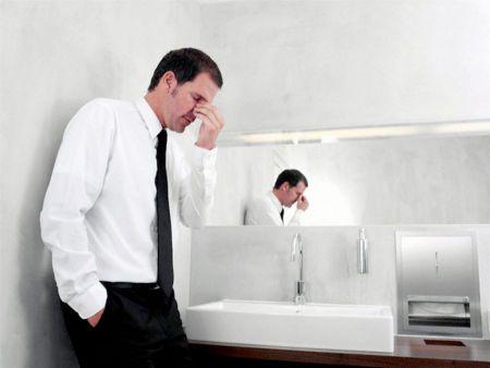 Слабое мочеиспускание у мужчин