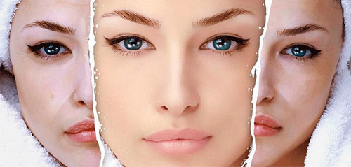 Очищение кожи лица, в домашних условиях