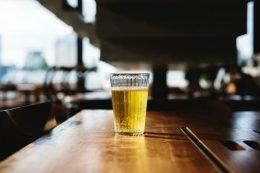 Алкоголь после фитнеса, плохая идея