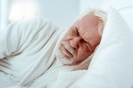 Ухудшение сна, связано, с болезнью Альцгеймера